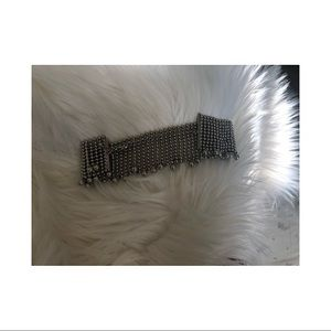 Topshop Jewelry - Silver Colored Choker